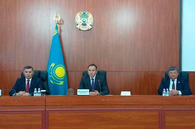 Жамбыл облысының екі ауданына жаңа әкімдер тағайындалды