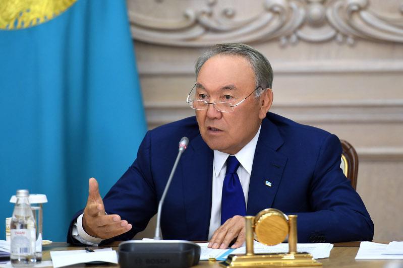 Нурсултан Назарбаев принимает участие в Консультативной встрече в Ташкенте