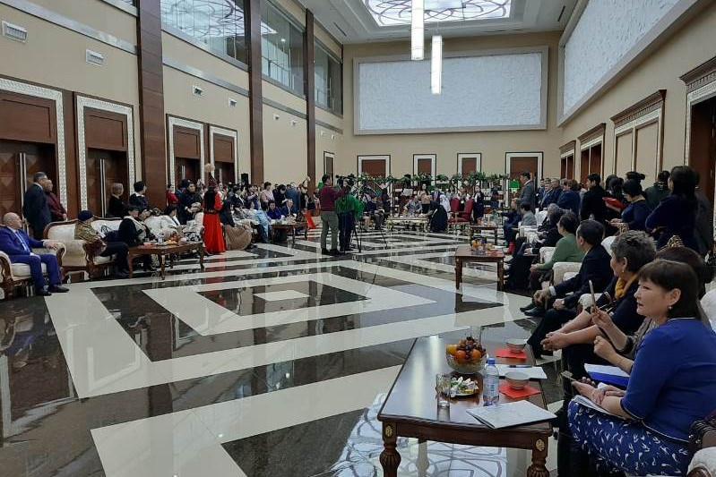 Учебный конгресс «Әбіш әлемі» проходит в столице