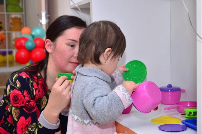 Центр инклюзивного образования открылся в Туркестанской области