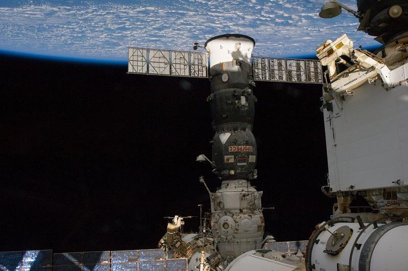 Грузовой корабль «Прогресс МС-12»затопят в Тихом океане
