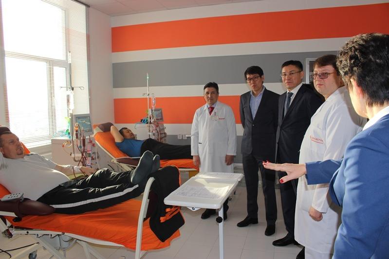 Қарағанды облысында жаңа денсаулық сақтау нысандары ашылады