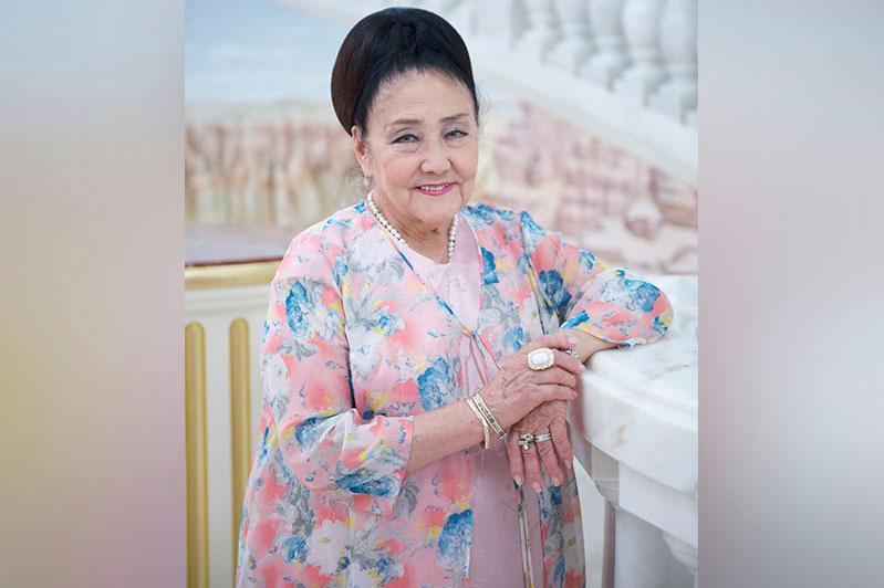«Казахский соловей» Бибигуль Тулегенова отметит 90-летие в «Астана Опера»
