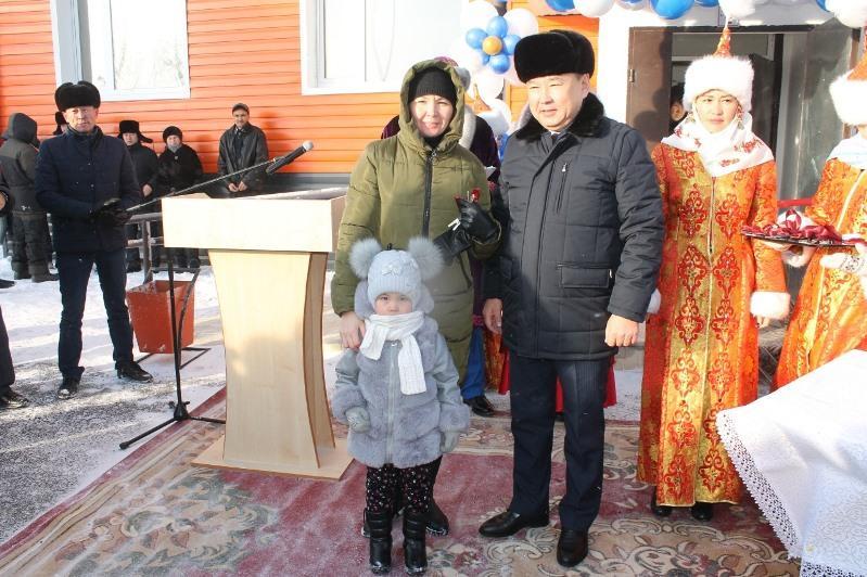 102 семьи в Акмолинской области стали новоселами