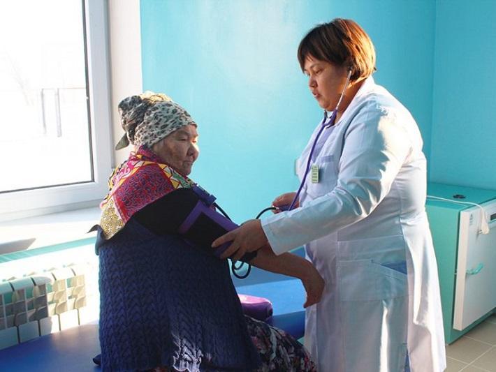 15 social facilities open doors in Zhambyl region to mark First President's Day