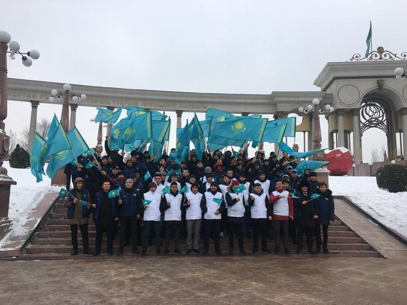 Almatyda Nursultandar qaıyrymdylyq chellendjin bastady