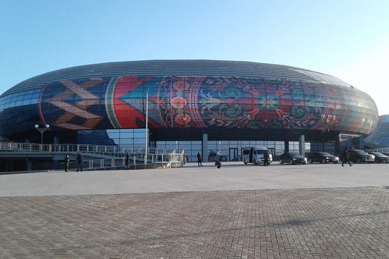 Спортивно-культурный комплекс готовят к открытию в Семее