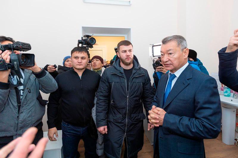 Обновлённый роддом откроют в районе Алтай