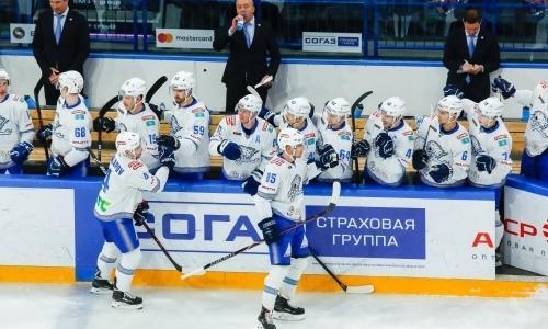 Каково положение «Барыса» в таблице КХЛ после победы над минским «Динамо»