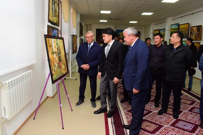 В Туркестанской области открылся единственный в стране Туристический центр