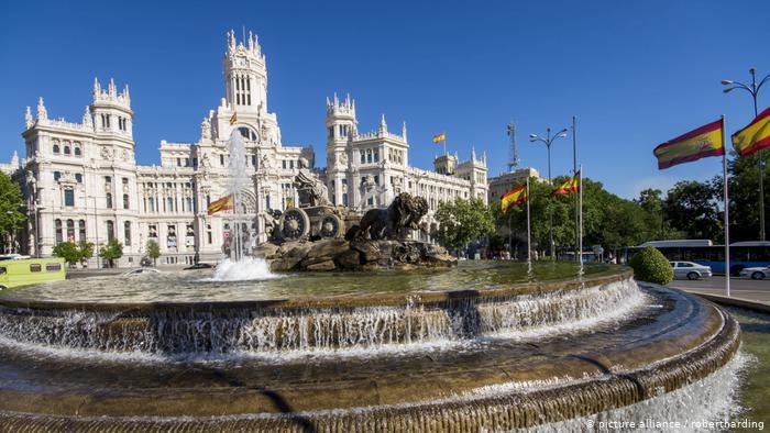 2019年联合国气候变化大会在马德里开幕