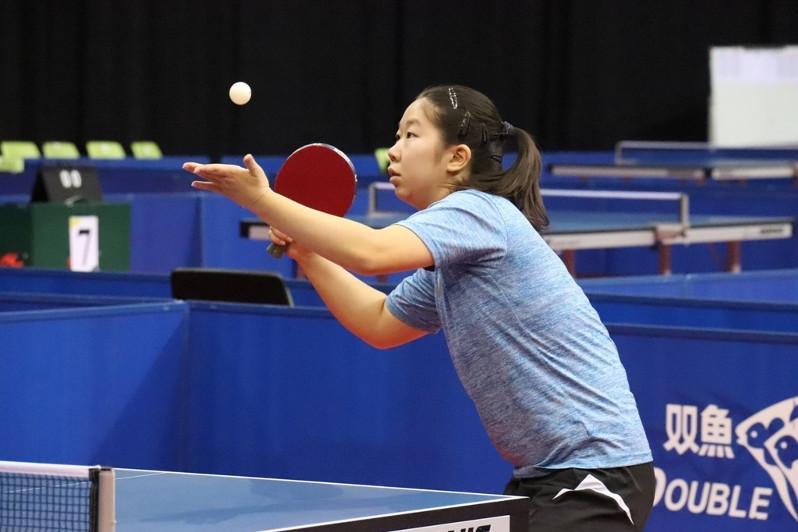Зауреш Акашева завоевала «серебро» и «бронзу» турнира по настольному теннису в Эстонии