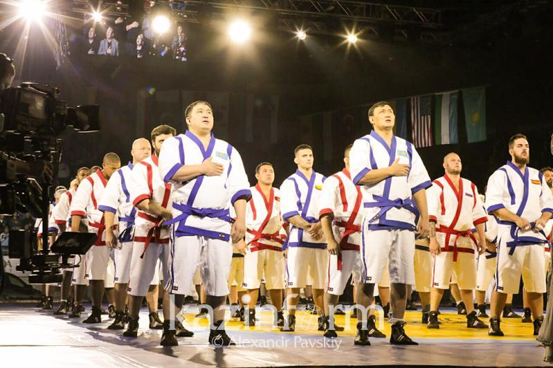 Alem Barysy championship kicks off in Almaty