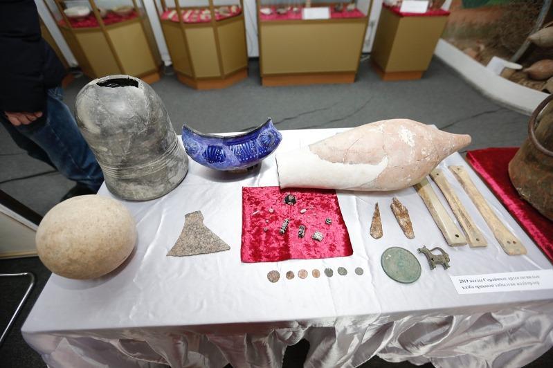 О новых артефактах древнего городища Сарайшык рассказали в Атырау