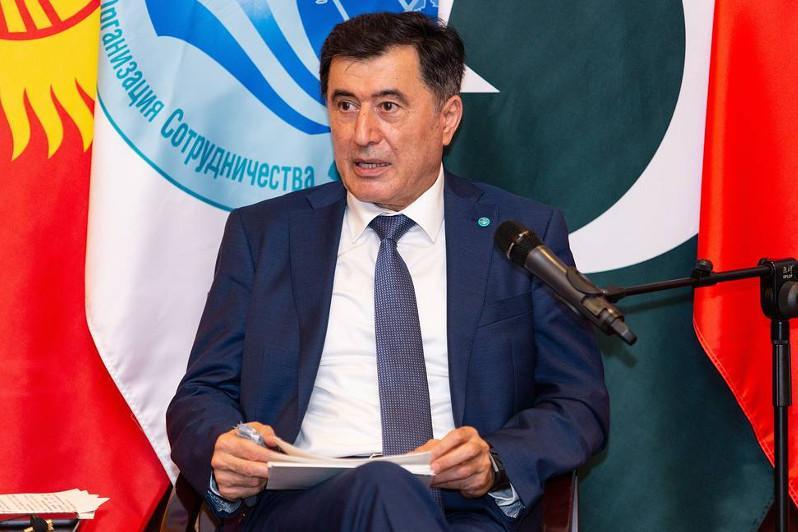 SCO economic potential attracts EU and Arab states, secretary-general says