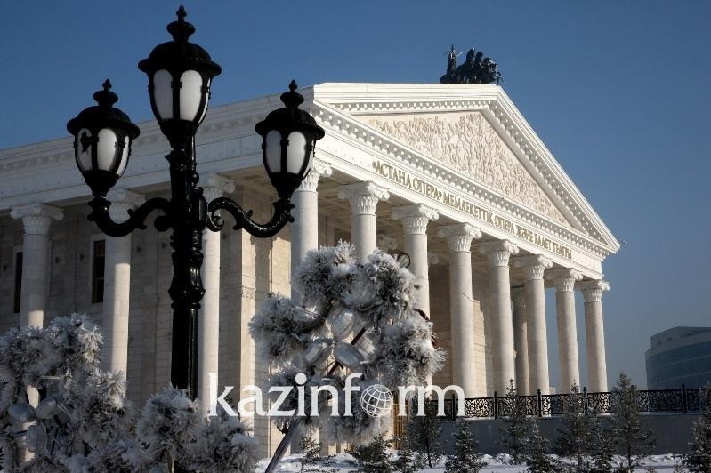 Праздничные концерты и постановки готовят в «Астана Опера»