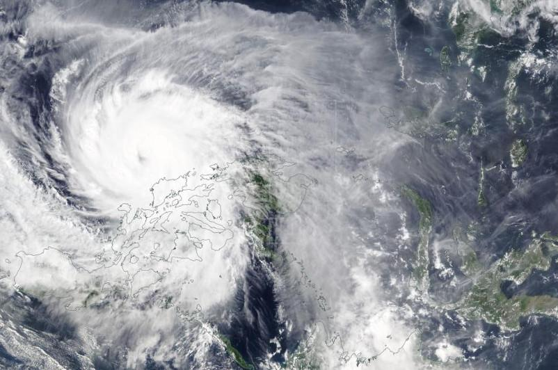 Thousands evacuated as Typhoon Kammuri approaches Philippines