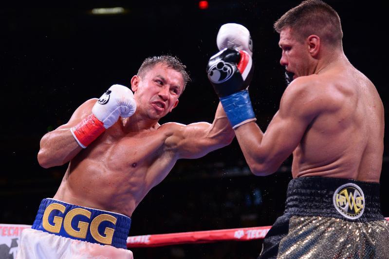 Геннадия Головкина включили в ТОП-5 боксеров с привлекательным стилем