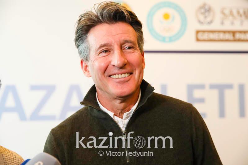 Президент World Athletics оценил перспективы развития легкой атлетики в Казахстане