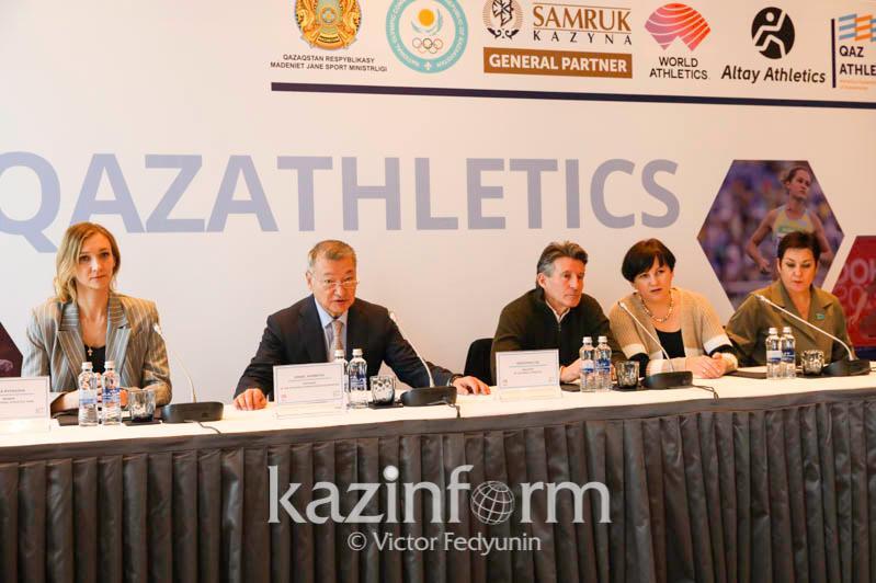 Региональный центр развития World Athletics могут открыть в Нур-Султане