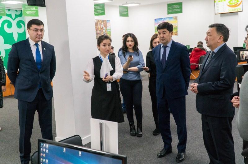 С опытом работы Центра «Жанұя» ознакомились представители регионов страны