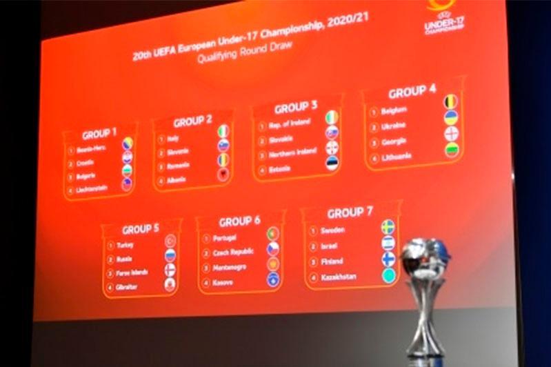 Юношеская сборная Казахстана до 17 лет узнала соперников в отборе на ЕВРО-2021