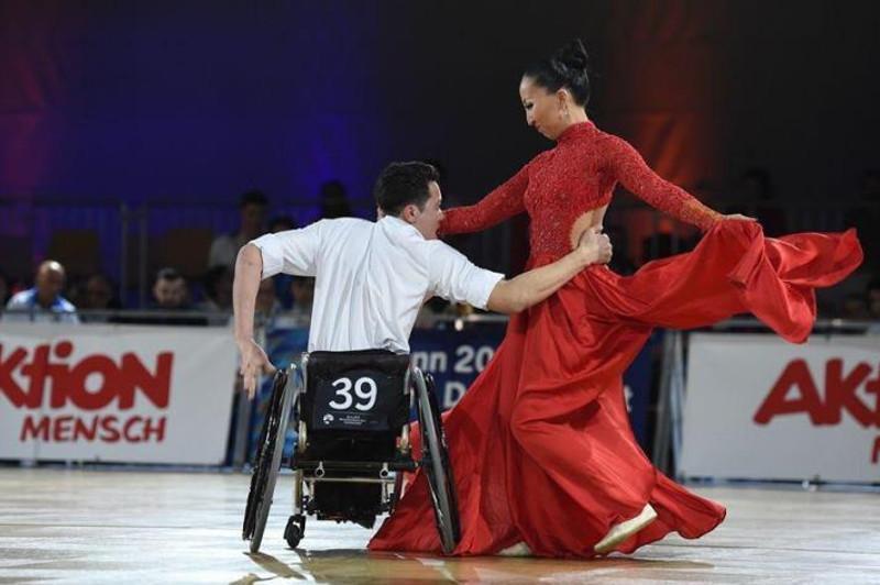 Казахстанцы завоевали четыре «бронзы» на ЧМ по паратанцам