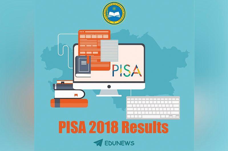 Білім сапасын анықтайтын PISA тестінің нәтижесі жарияланды