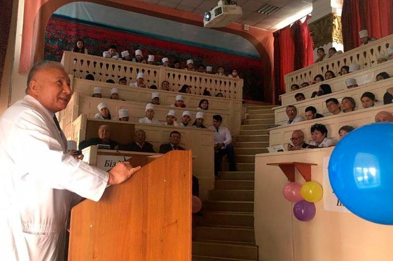120-летие профессора Букейханова отметили в Алматы