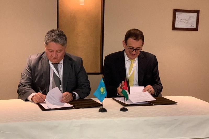 Иорданские авиакомпании смогут выполнять регулярные полеты в 11 казахстанских аэропортов