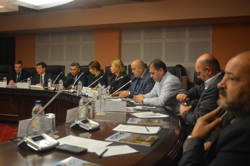 Экспортные возможности Казахстана представили в Армении