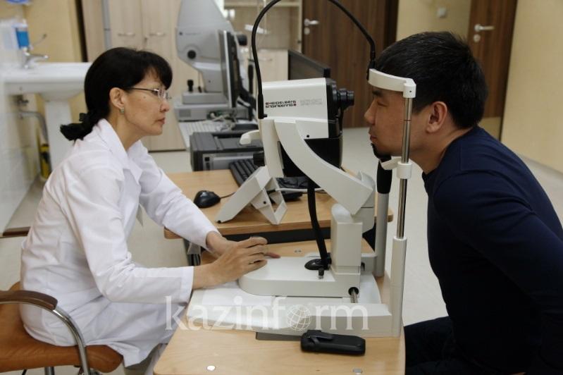 В Алматы завершился месячник здоровья: осмотрено 10 тысяч человек