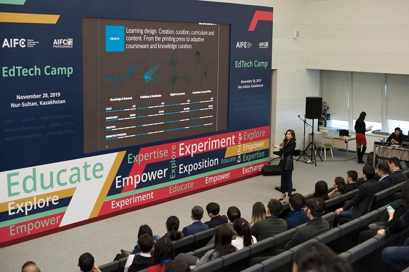 EdTech Kazakhstan market's future discussed in Nur-Sultan