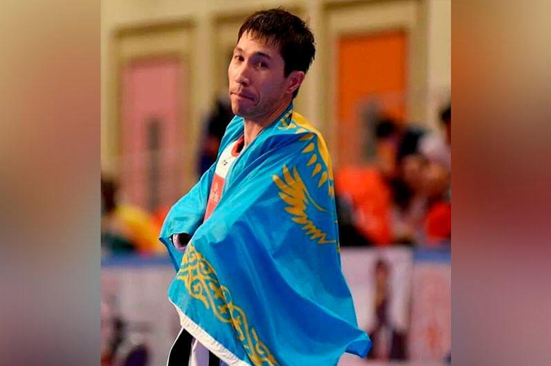 Taekwondo athlete Nurlan Dombayev to compete at 2020 Tokyo Paralympic Games