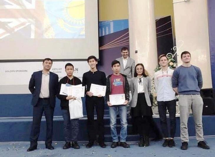 Pavlodar school-students – winners of Eurasian Informatics Olympiad