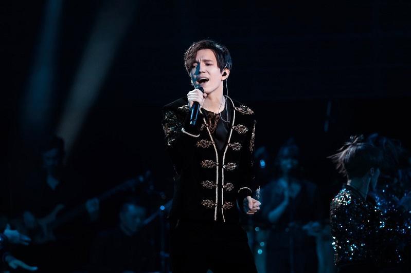迪玛希将在莫斯科举行第二次个人演唱会