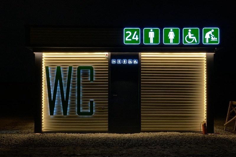 Какими будут новые придорожные туалеты в Казахстане