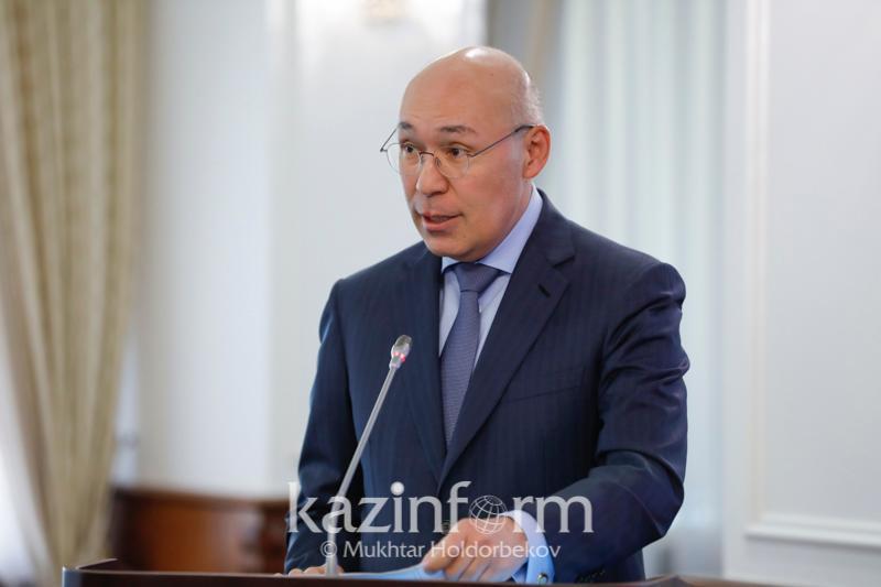Сколько зарабатывают сотрудники МФЦА, рассказал Кайрат Келимбетов