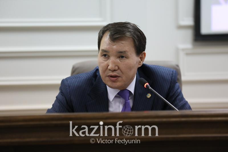 Алик Шпекбаев мемлекеттік басқару жүйесінің өзгеруіне не ықпал еткенін айтты