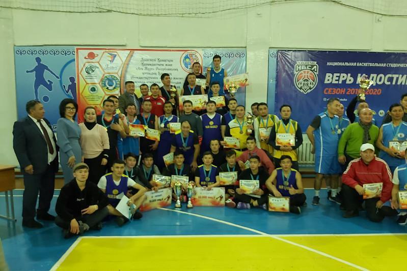 Қарағандыда қандастар арасында баскетболдан халықаралық турнир өтті