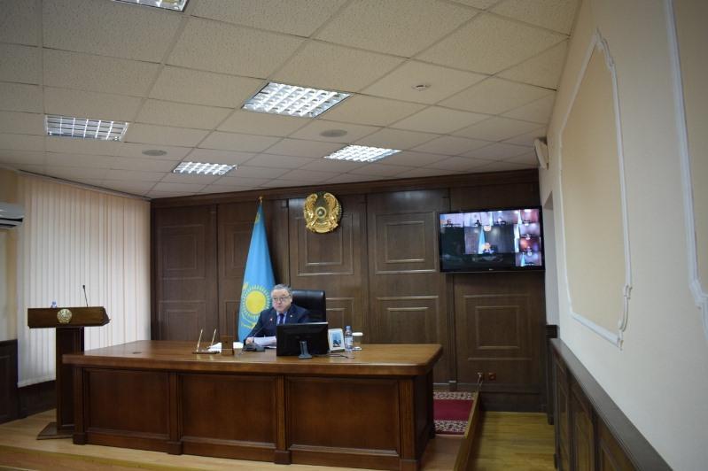 В Актюбинской области новые назначения