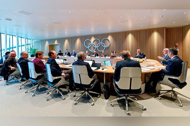МОК объявил о долгосрочном хранении проб, взятых перед Олимпийскими играми