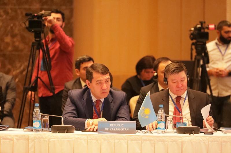 Казахстан принял участие в заседанииОЭС в Баку
