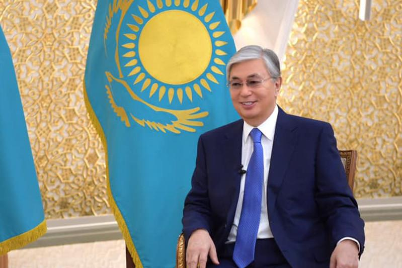Tokayev about Kazakhstan's formula for success