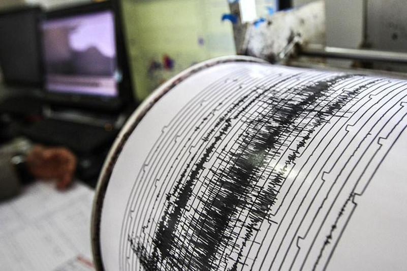 Вблизи Пекина произошло землетрясение магнитудой 4,5