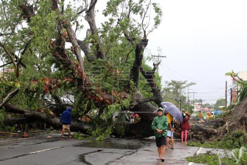 11 killed as typhoon Kammuri hits thousands of Philippine families