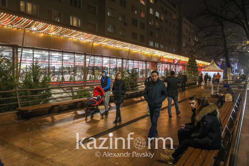 Алматының архитектуралық келбеті біркелкі үлгіге көшеді