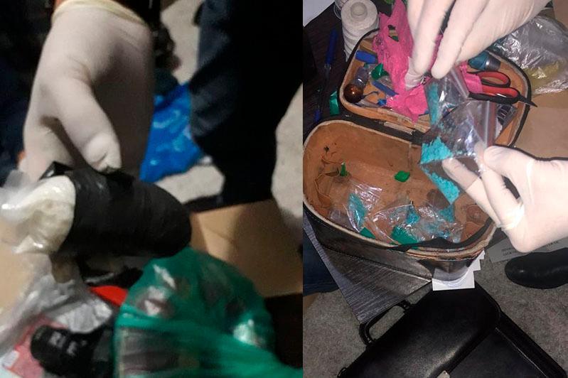 Сотрудники КНБ ликвидировали канал синтетических наркотиков  в Акмолинской области