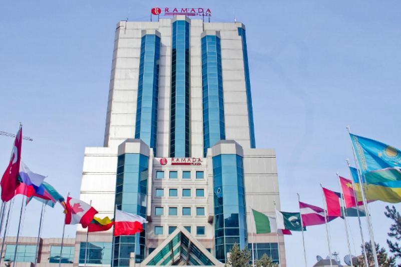 Elordadaǵy «Ramada Plaza» qonaq úıi Qarjy mınıstrligine beriletin boldy