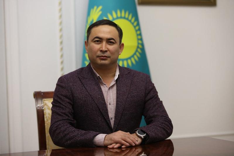 Белгілі журналист Жамбыл облысы әкімінің кеңесшісі болып тағайындалды